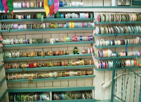 Come To Our Gift Shop And Pick Out Your Own Ribbon And We Will Make It