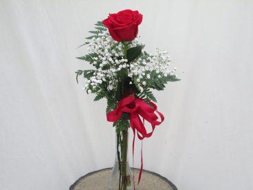 Single Rose Vase