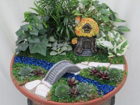 Mini Garden 16 inch
