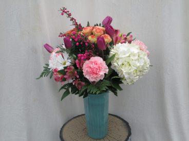 Cottage Lane Vase