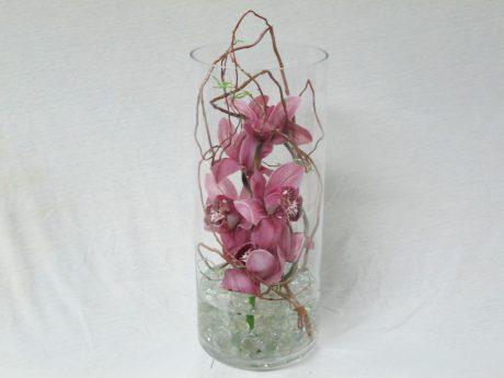 Fresh Orchid Vased