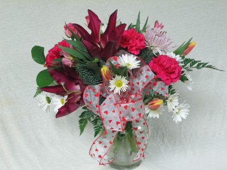 Love Me Tender Vase